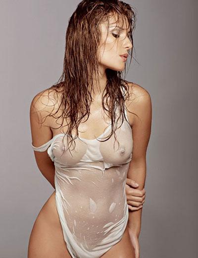 Gostosas com roupa transparente