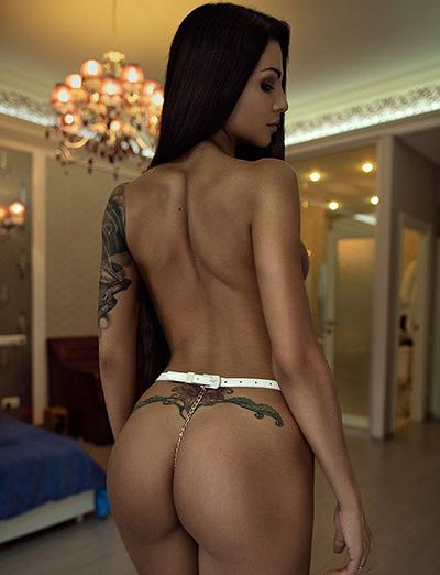 Imagens de Gostosas Tatuadas