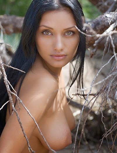Fotos gostosas com olhos sensuais