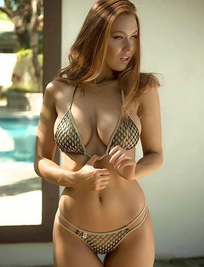 Fotos eroticas de mulheres usando bikini