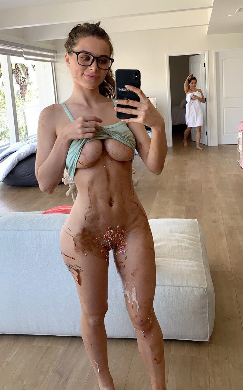 Lana Rhoades Nude