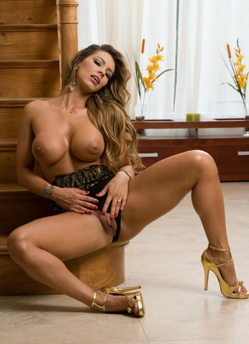 Esperanza Gomez Desnuda