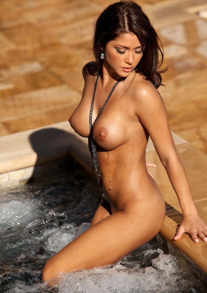 Fotos de morenas peladas