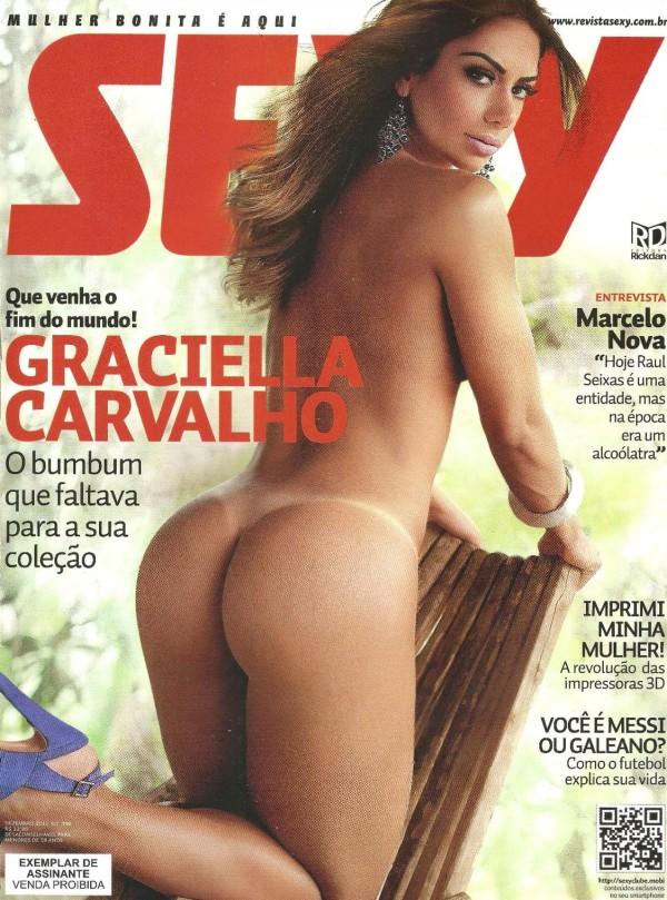 Graciella Carvalho Nua Sexy
