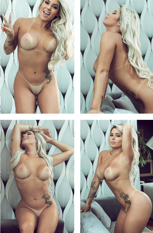 Karol Schwonke Nudes