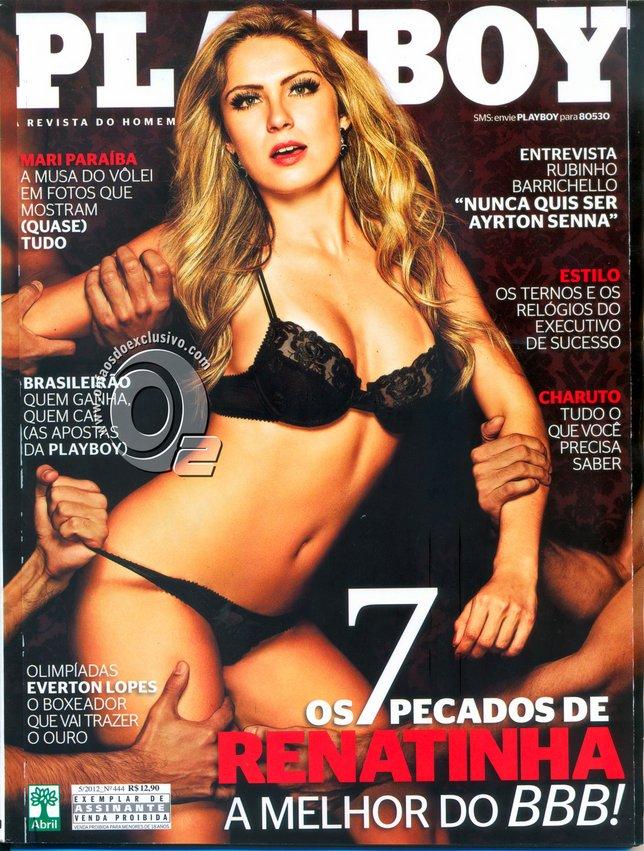 Renata BBB Nua Playboy