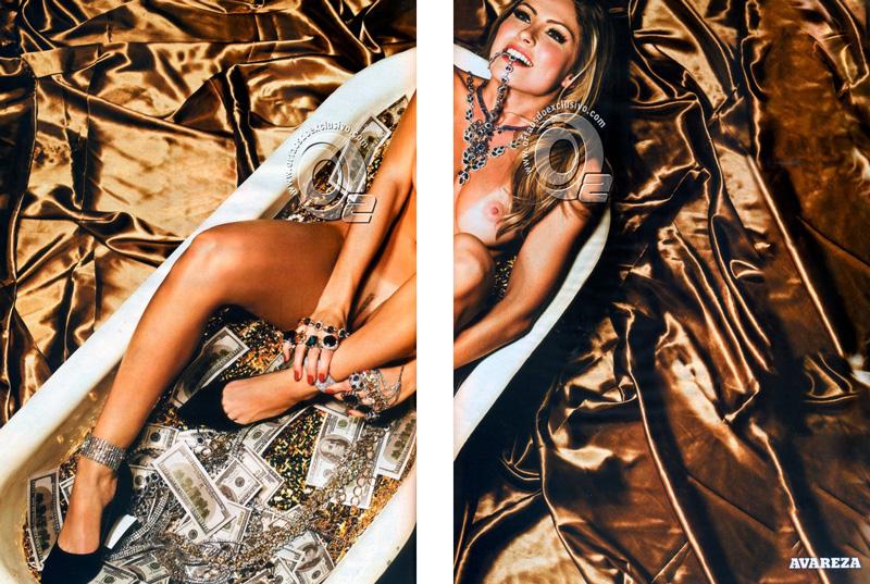 Renatinha BBB Nua na Revista Playboy