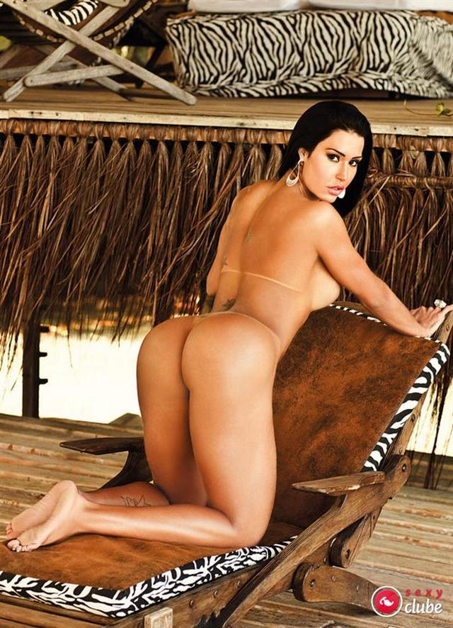 Gracyanne Barbosa Pelada Sexy