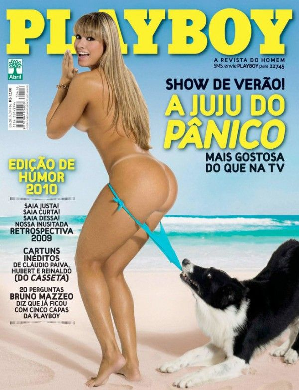 Juliana Paes Nua Playboy
