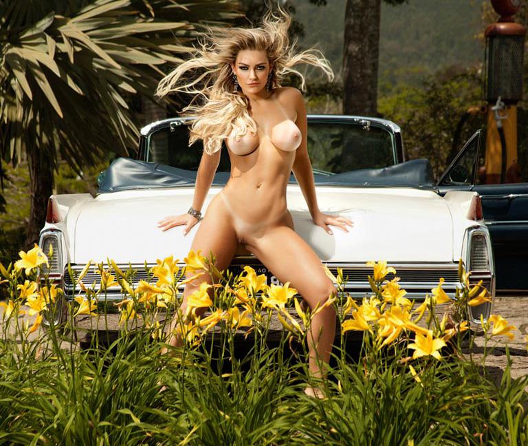 Laura Keller Nudes